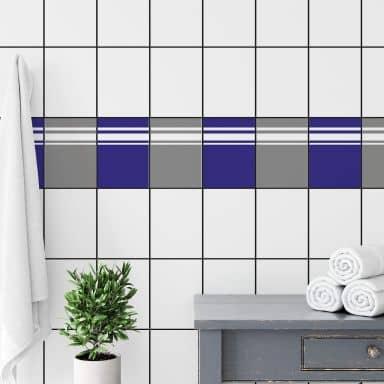 Tile decor: Lines Wall sticker