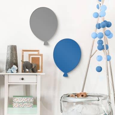 Lettre décorative - 3D - Ballon avec fil