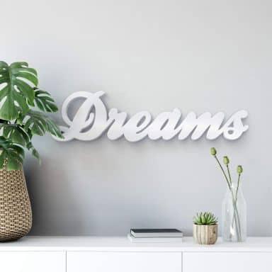Lettere decorative - 3D Dreams 2