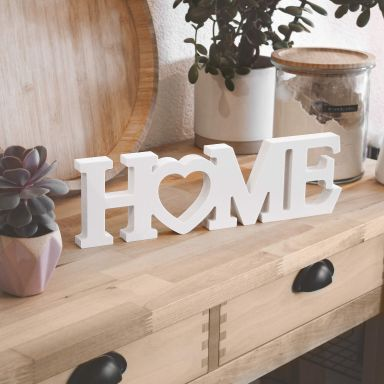 Lettere decorative - 3D HOME 4 - Cuore
