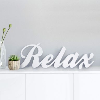 Lettere decorative - 3D Relax