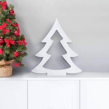 Decori 3D - Albero di Natale 02
