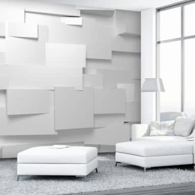 Fotobehang 3D Wall