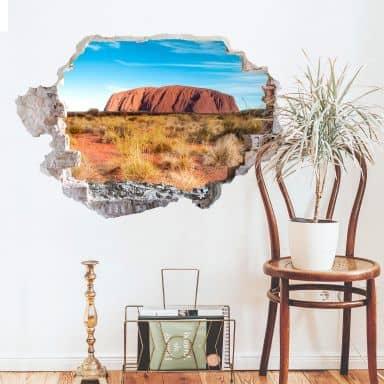 3D Wandtattoo Colombo - Ayers Rock