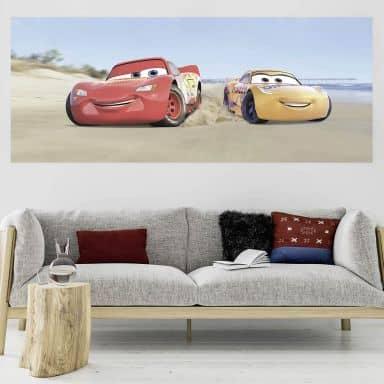 Fototapete Cars 3 Evolution - Beach
