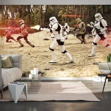 Photo Wallpaper Star Wars Imperial Strike
