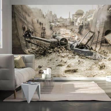 Photo Wallpaper Star Wars X-Wing