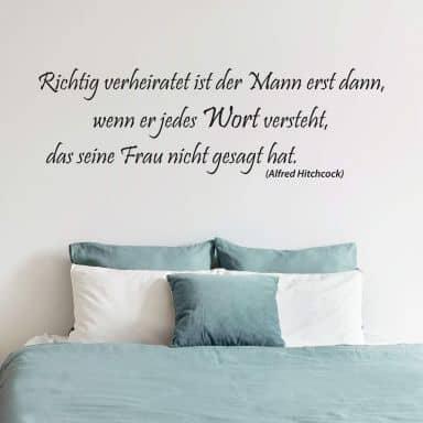Romantische Wandtattoos zum Thema Liebe | wall-art.de