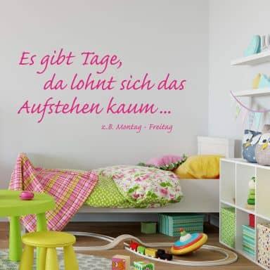 Wandtattoos Schlafzimmer - Wandtattoo | Wall-Art Wandtattoos ...