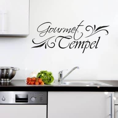 Wandtattoo für die Küche online kaufen | wall-art.de