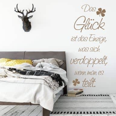 Wandtattoos Schlafzimmer - Wandtattoo   Wall-Art Wandtattoos ...