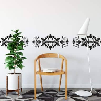 Ornaments IV Wall sticker