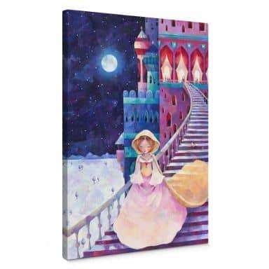 Canvas Print Blanz – Cinderella