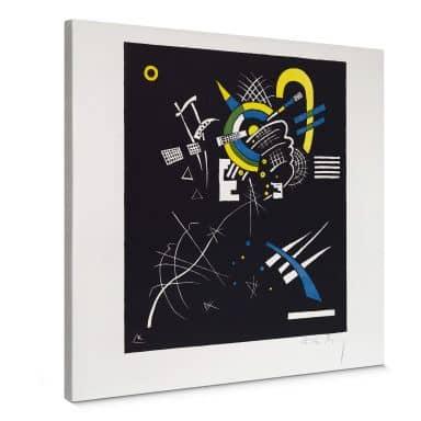 Leinwandbild Kandinsky - Kleine Welten 7
