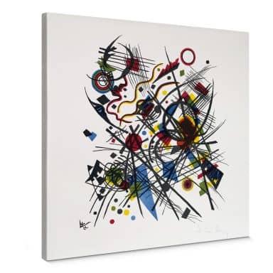 Canvas Print Kandinsky – Lithography