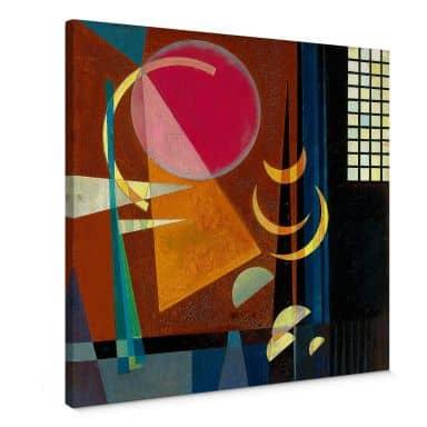 Canvas print Kandinsky – Colourful Calmness