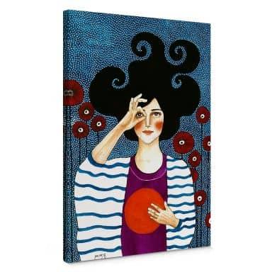 Canvas Print Hülya – Sad Moment