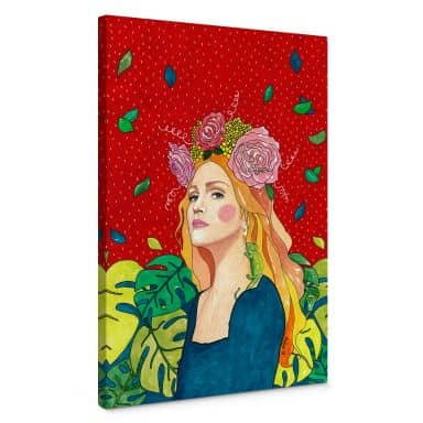 Canvas – Hülya – Madonna