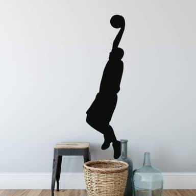Basket Ball 08 Wall sticker