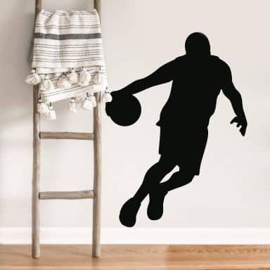 Wandtattoo Basketball 9
