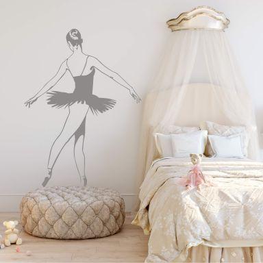 Ballerina 2 Wall sticker
