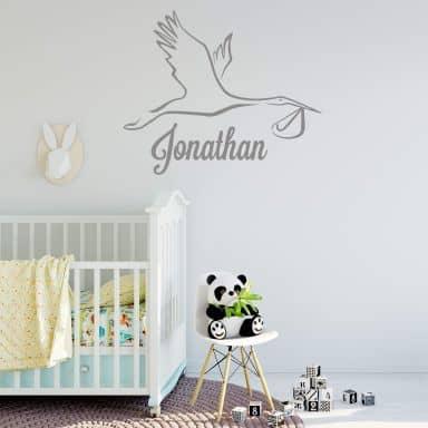 Wandtattoos für Babys - Wandtattoo | Wall-Art Wandtattoos bestellen ...