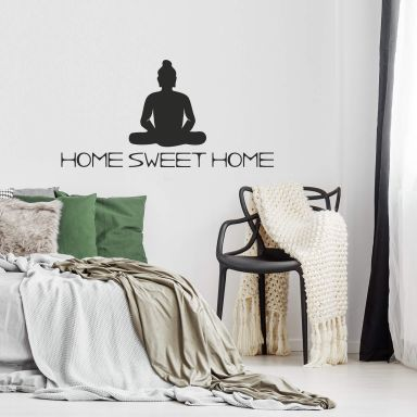 Muursticker Home Sweet Home 7