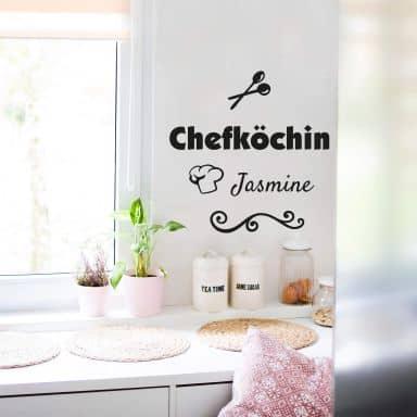 Wandtattoo Küche und Deko-Ideen für Küchen - Wandtattoo | Wall-Art ...