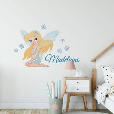 Wandtattoos Mit Kindernamen Wall Art De