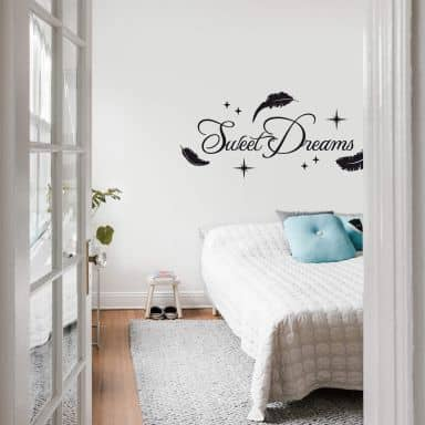 Sweet Dreams 3 Wall sticker