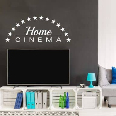 Home Cinema Wall sticker
