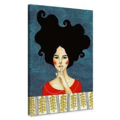 Canvas Hülya - Quiet