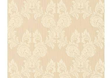 Papier peint textile Architects Paper Tessuto ivoire clair