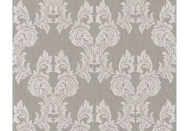 Architects Paper Fabric Wallpaper Tessuto Grey beige, Silk grey