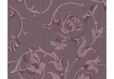 Papier peint textile Architects Paper Tessuto violet pastel, violet pourpre