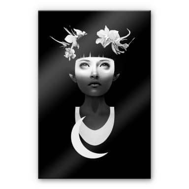 Acrylglasbild Ireland - Hyperdusk