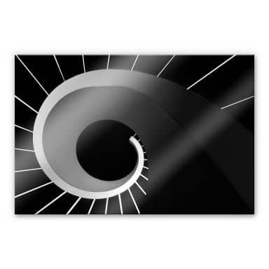 Acrylglasbild Abrantes - Flucht ins Leere