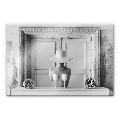 Acrylglasbild Bolgov - Champagner