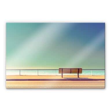 Acrylglasbild Bratkovic - The Bench