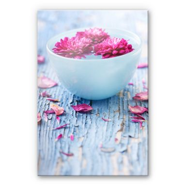 Acrylglas Wellness Ambiance