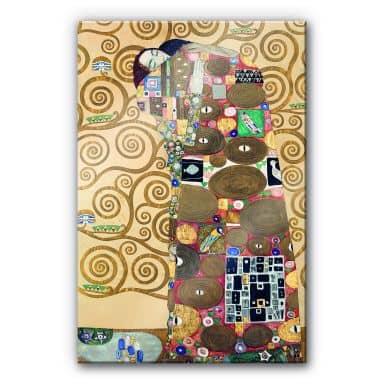 Gustav Klimt - Fulfilment - Acrylic Glass