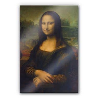 Acrylglasbild Da Vinci - Mona Lisa