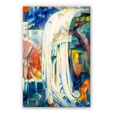 Acrylglasbild Marc - Die verzauberte Mühle