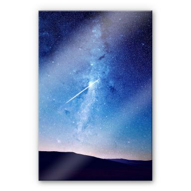 Acrylglasbild Moon Trance