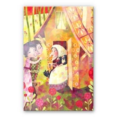 Acrylglasbild Blanz - Hänsel und Gretel