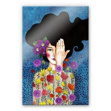 Acrylglasbild Hülya - Erinnerungen verlieren