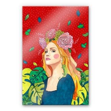 Acrylglas - Hülya - Madonna