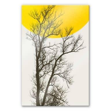 Acrylic Print Kubistika - Autumn Memories