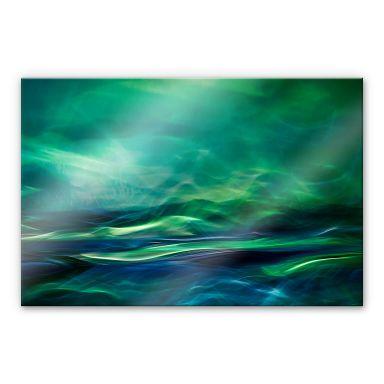 Acrylglasbild Marthinussen - Northern Lights