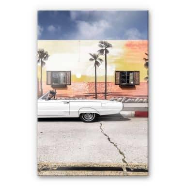 Acrylglasbild Ochlich - Miami Vibe